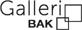 Galleri BAK Logo